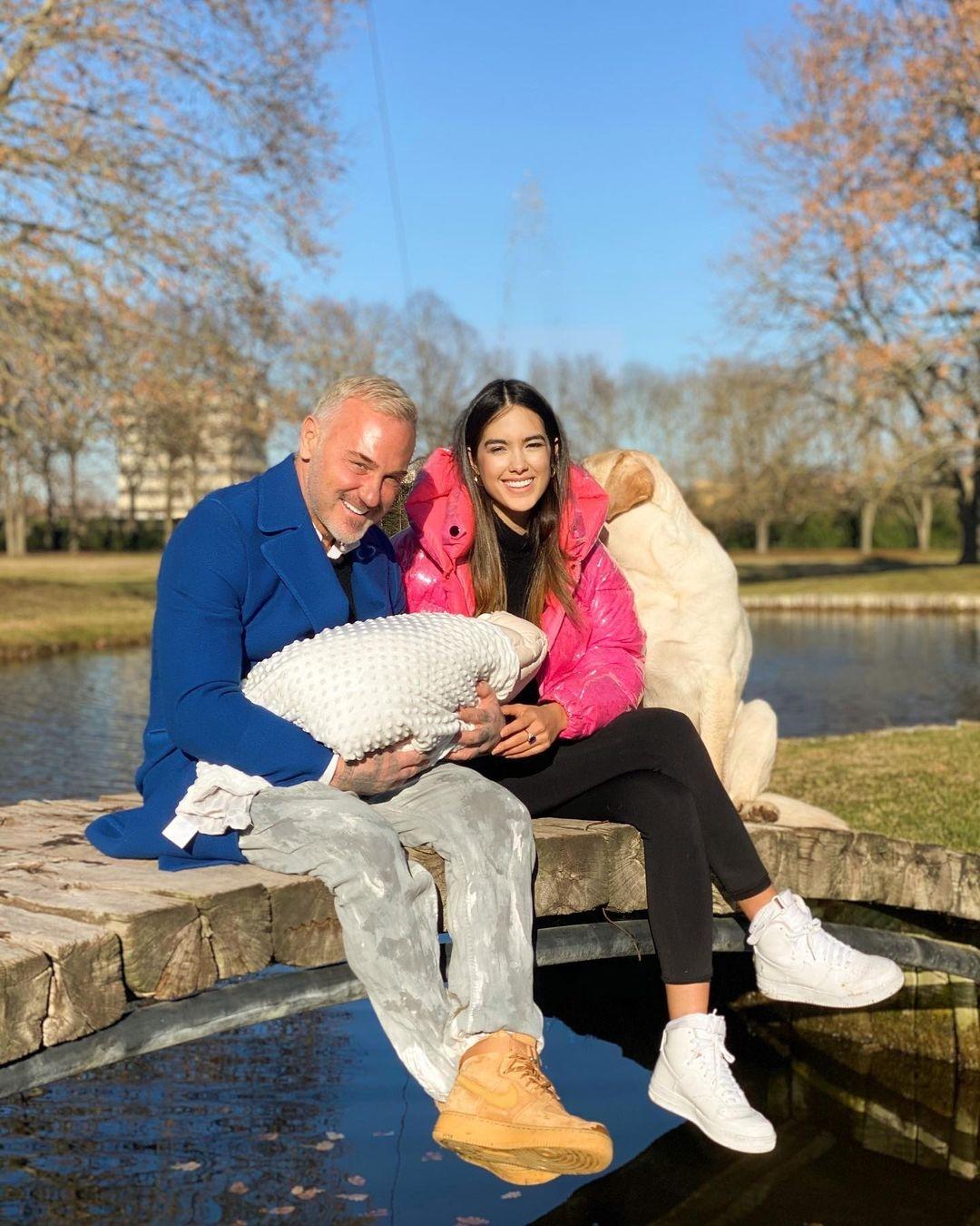 Это очень трогательно: Джанлука Вакки стал парикмахером для своей дочери (ВИДЕО) - фото №1