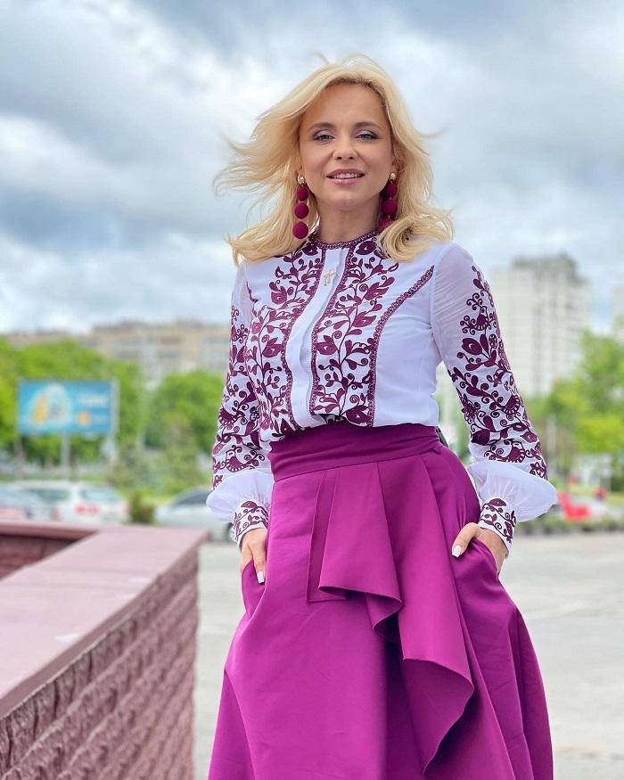 День вышиванки: украинские звезды показали свои вышиванки и рассказали об отношении к символической одежде (ФОТО) - фото №12