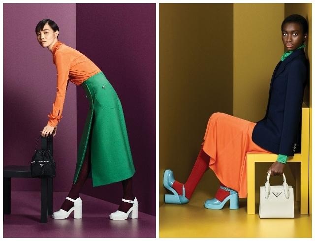 Ярко, строго и элегантно: Prada представили новую коллекцию Pre-Fall —2020 (ФОТО) - фото №2