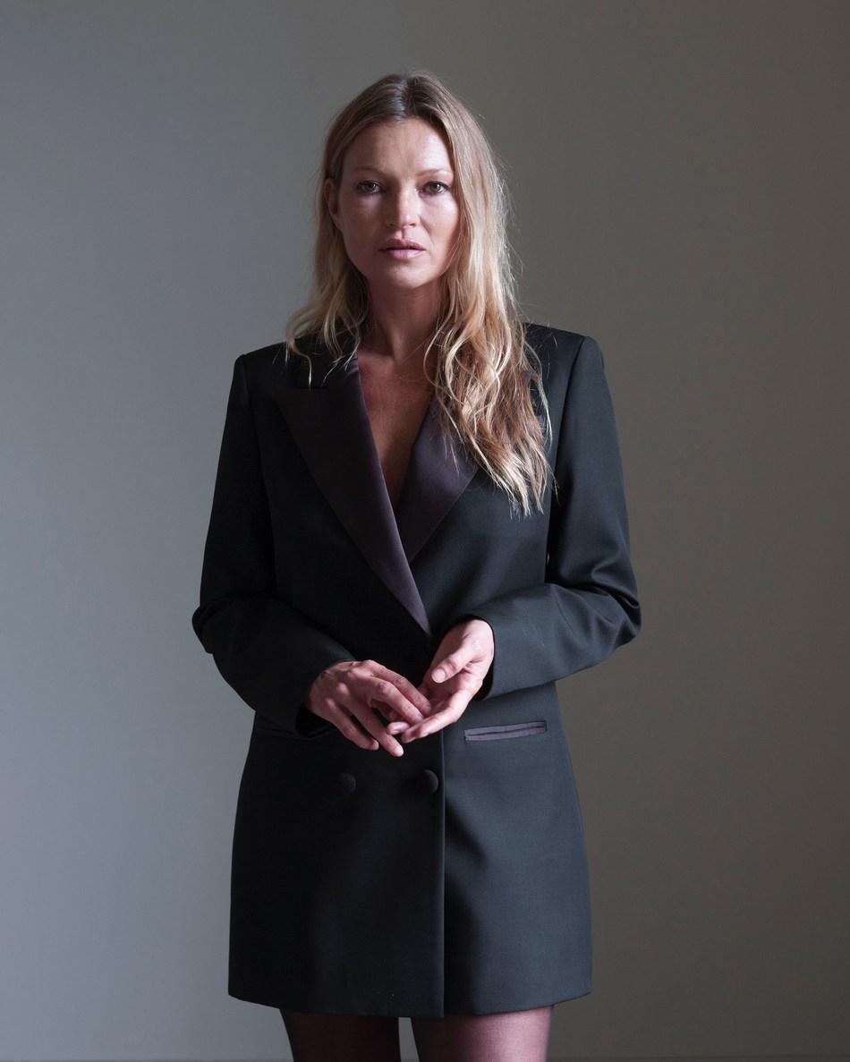 Кейт Мосс стала главной героиней рекламной кампании Self-Portrait (ФОТО) - фото №5
