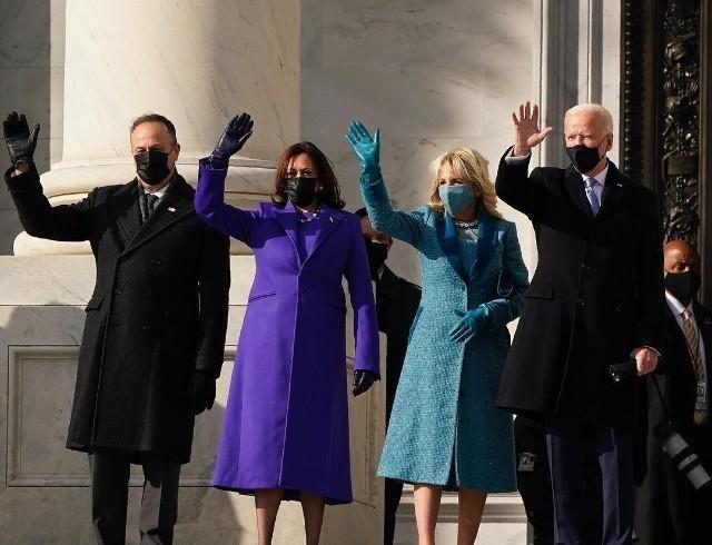 Джо Байден официально стал 46-м президентом США: как прошла инаугурация (ФОТО+ВИДЕО) - фото №2
