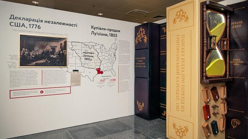 """Не пропустите! В аэропорту """"Борисполь""""открыли интерактивную выставку """"Сила подписи"""" (ФОТО) - фото №5"""
