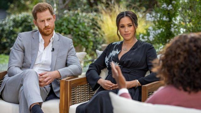 Мысли о суициде, тайная свадьба, расизм в королевской семье: главное из интервью Меган Маркл и принца Гарри - фото №6