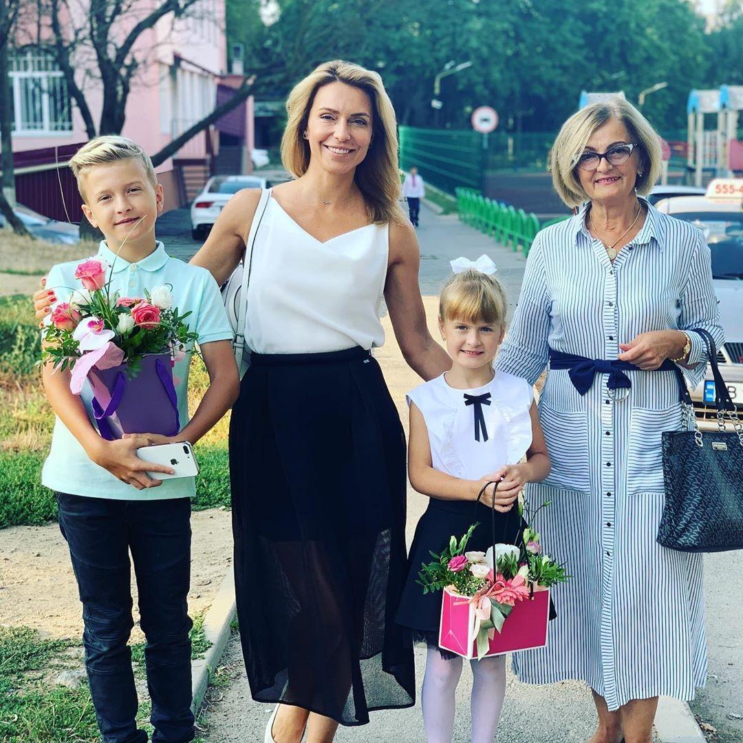 Марина Боржемская о разводе с Вячеславом Узелковым: дети и интервью  КП в Украине
