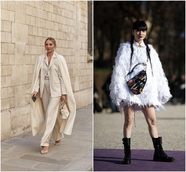 Стритстайл на Неделе высокой моды в Париже: как носить кутюр каждый день - фото №8