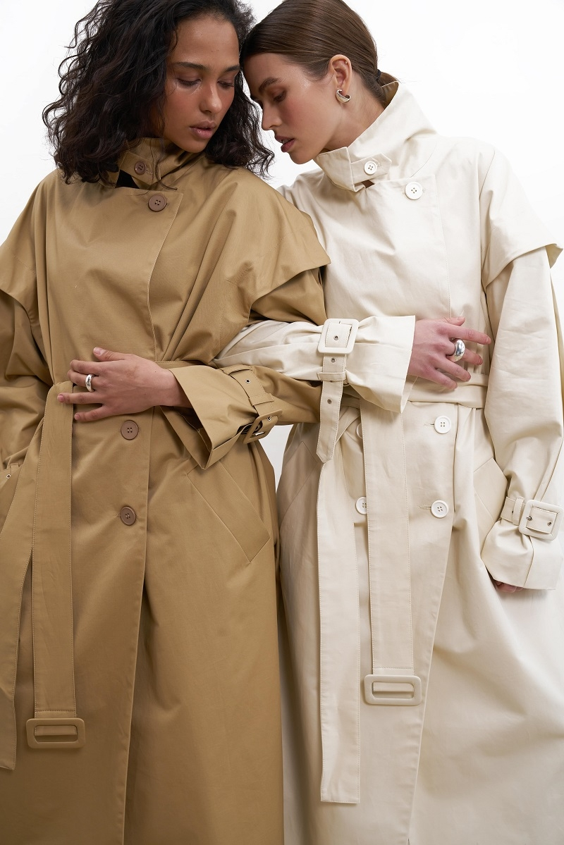 Идеальные костюмы и стильные тренчи в новой коллекции украинского бренда ТОТЕ (ФОТО) - фото №4