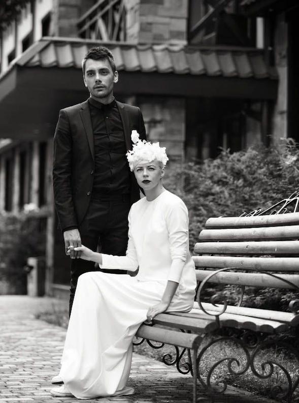 Самые яркие свадебные платья украинских звезд (ФОТО) - фото №4