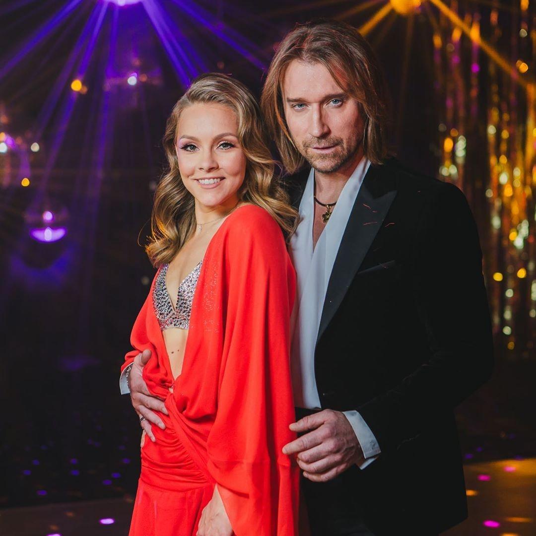 Олег Винник и Алена Шоптенко