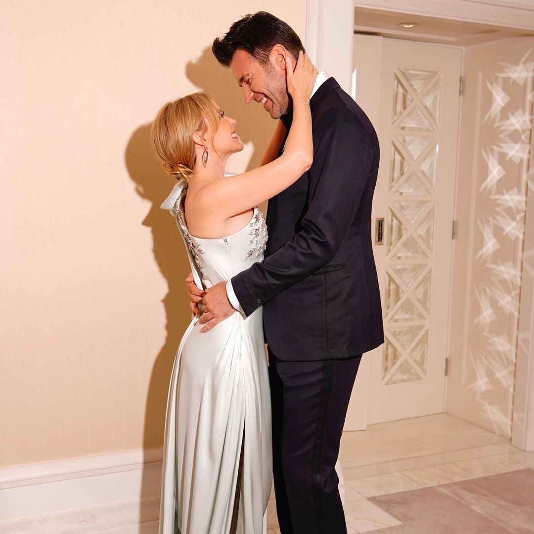 Кайли Миноуг впервые выходит замуж! - фото №2
