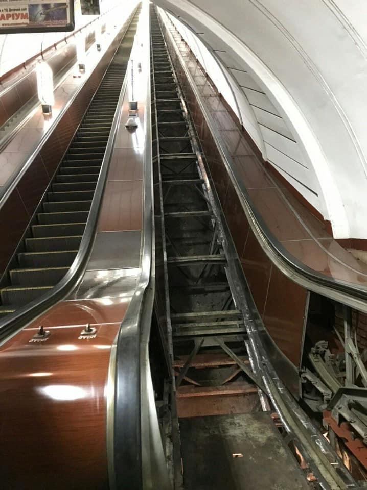 Киевское метро на карантине: что же там сейчас происходит? (ФОТО) - фото №1