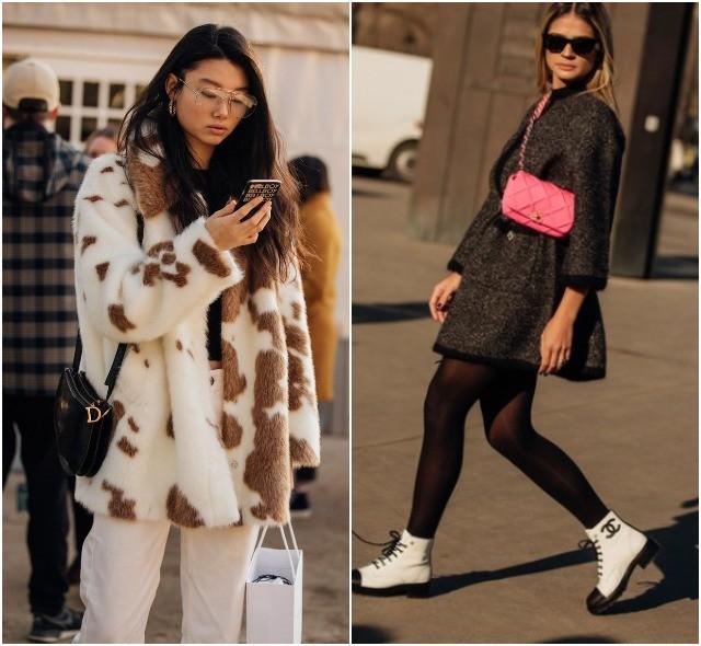 Стритстайл на Неделе высокой моды в Париже: как носить кутюр каждый день - фото №26