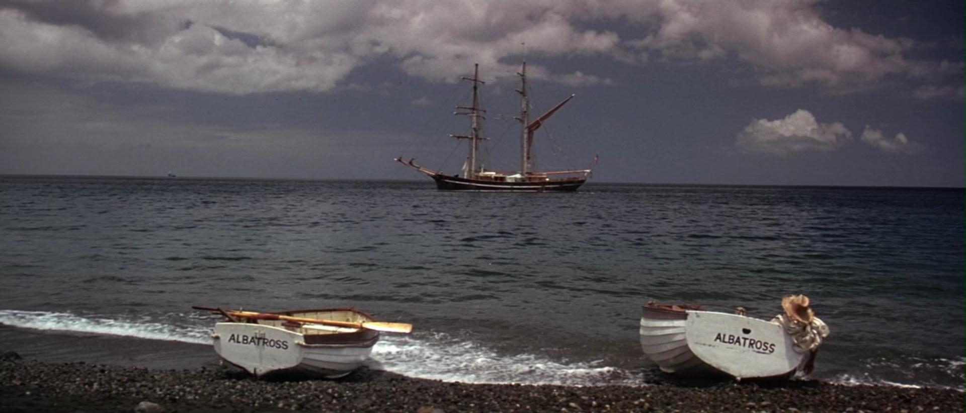 фильмы с океаном