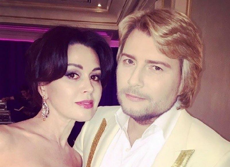 Николай Басков и Анастасия Заворотнюк фото