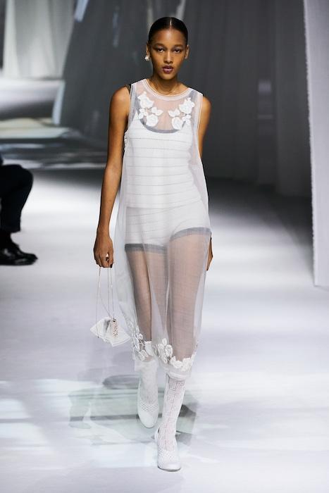 Неделя моды в Милане: Fendi выпустили коллекцию, вдохновленную карантином и пандемией (ФОТО) - фото №8