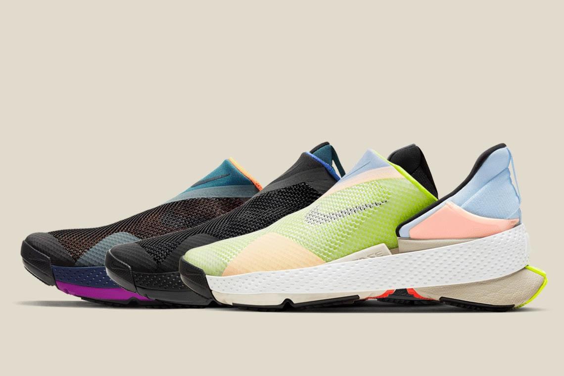 Все ради комфорта: Nike выпустили кроссовки, которые можно обувать без рук - фото №3