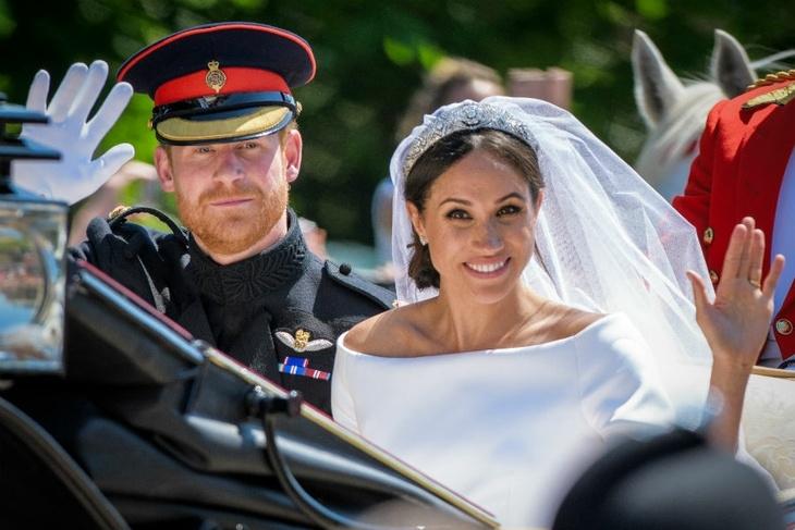 свадьба меган и гарри комментарий священника