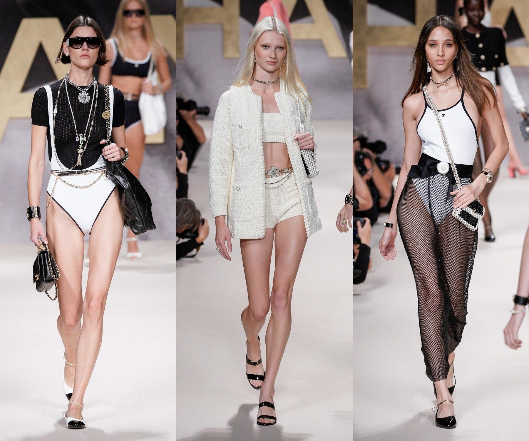 Неделя моды в Париже: подборка самых интересных коллекций — от Chanel до Balenciaga (ФОТО) - фото №2
