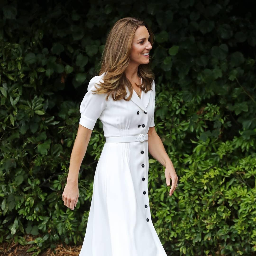 кейт миддлтон в платье Suzannah