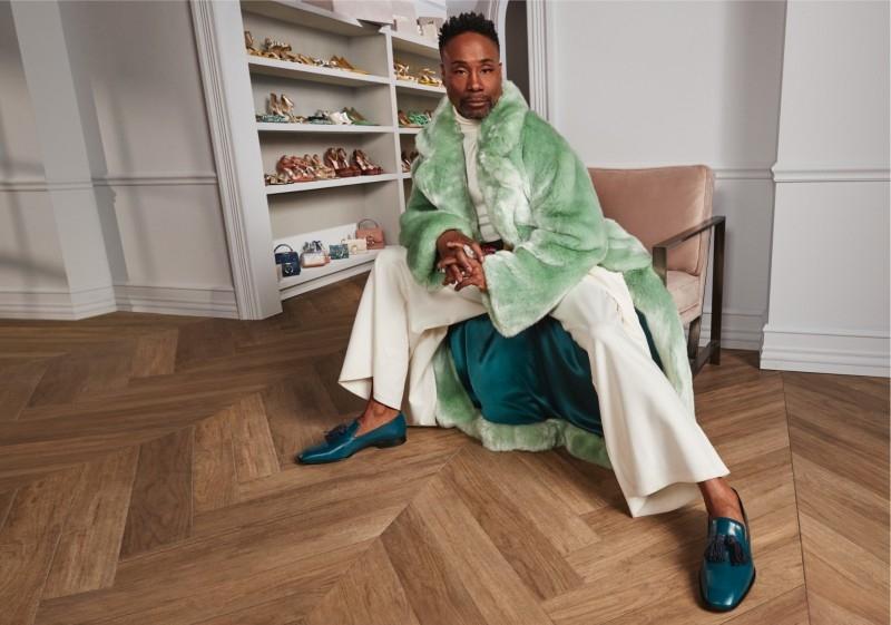 Билли Портер и Jimmy Choo выпустили первую совместную коллекцию обуви (ФОТО) - фото №3