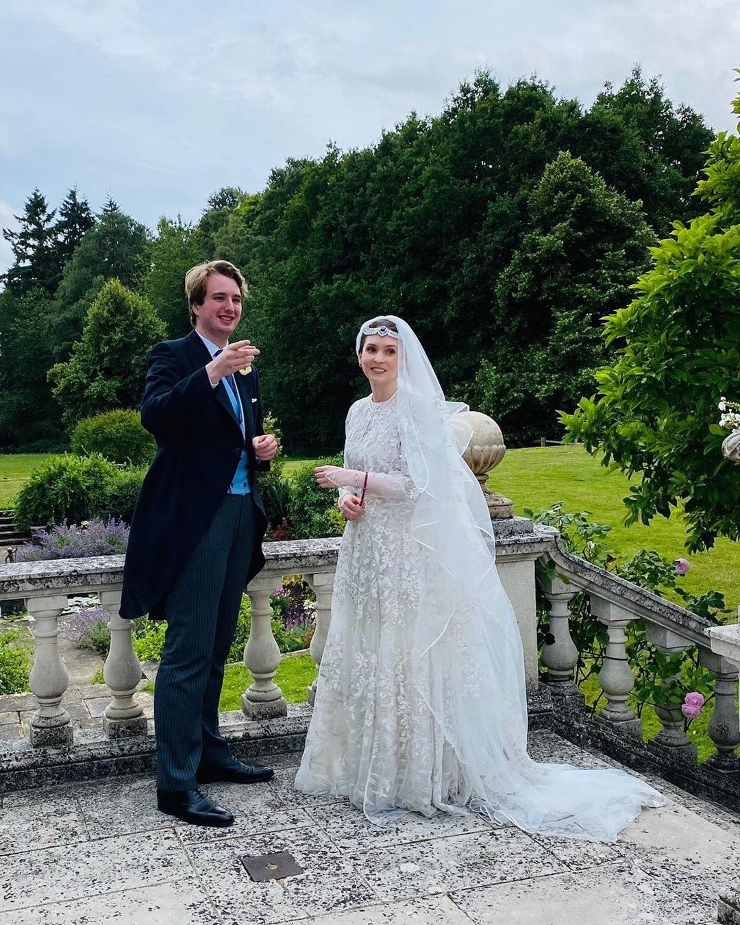 принцесса райя вышла замуж