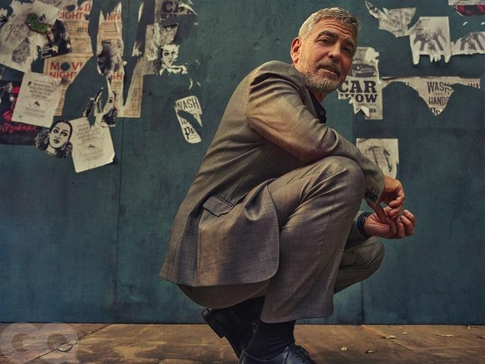 """""""Я думал, что никогда не женюсь"""": Джордж Клуни снялся для GQ и рассказал о своей жене (ФОТО) - фото №5"""