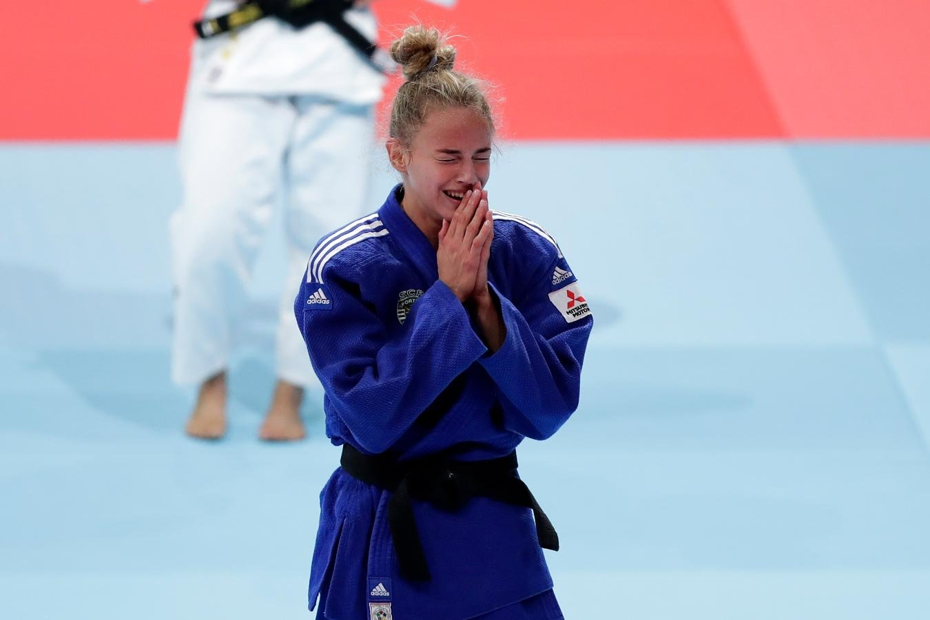 Дзюдоистка Дарья Белодед принесла Украине первую медаль Олимпиады в Токио - фото №2