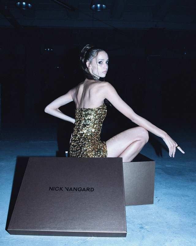 Макса Барских запускает собственную линию одежды под брендом NICK VANGARD - фото №7