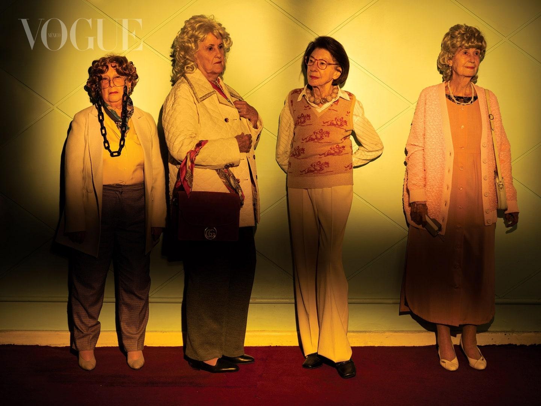 Обложка дня: мексиканский Vogue поместил на обложку бабушек своих сотрудников (ФОТО) - фото №1
