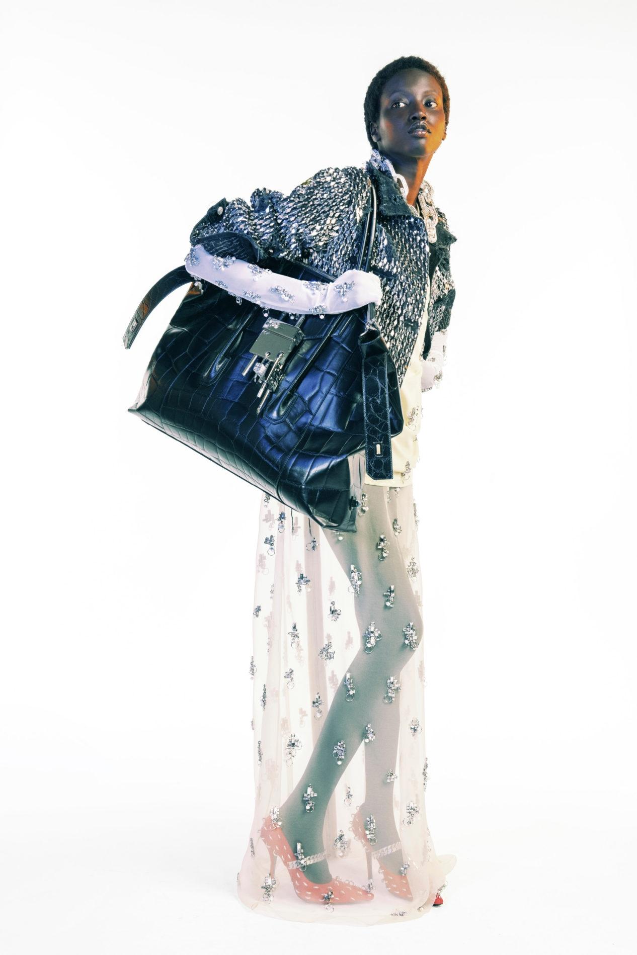 Дебют Мэтью Уильямса и пример безупречного стиля. Почему все обсуждают новую коллекцию Givenchy (ФОТО) - фото №7