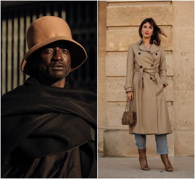 Стритстайл на Неделе высокой моды в Париже: как носить кутюр каждый день - фото №24