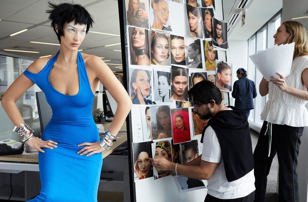 Обложка месяца: Белла Хадид, Кайя Гербер и другие модели, за которыми будущее (ФОТО) - фото №2