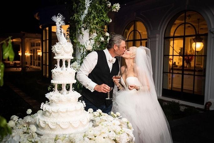 гвен стефани свадьба