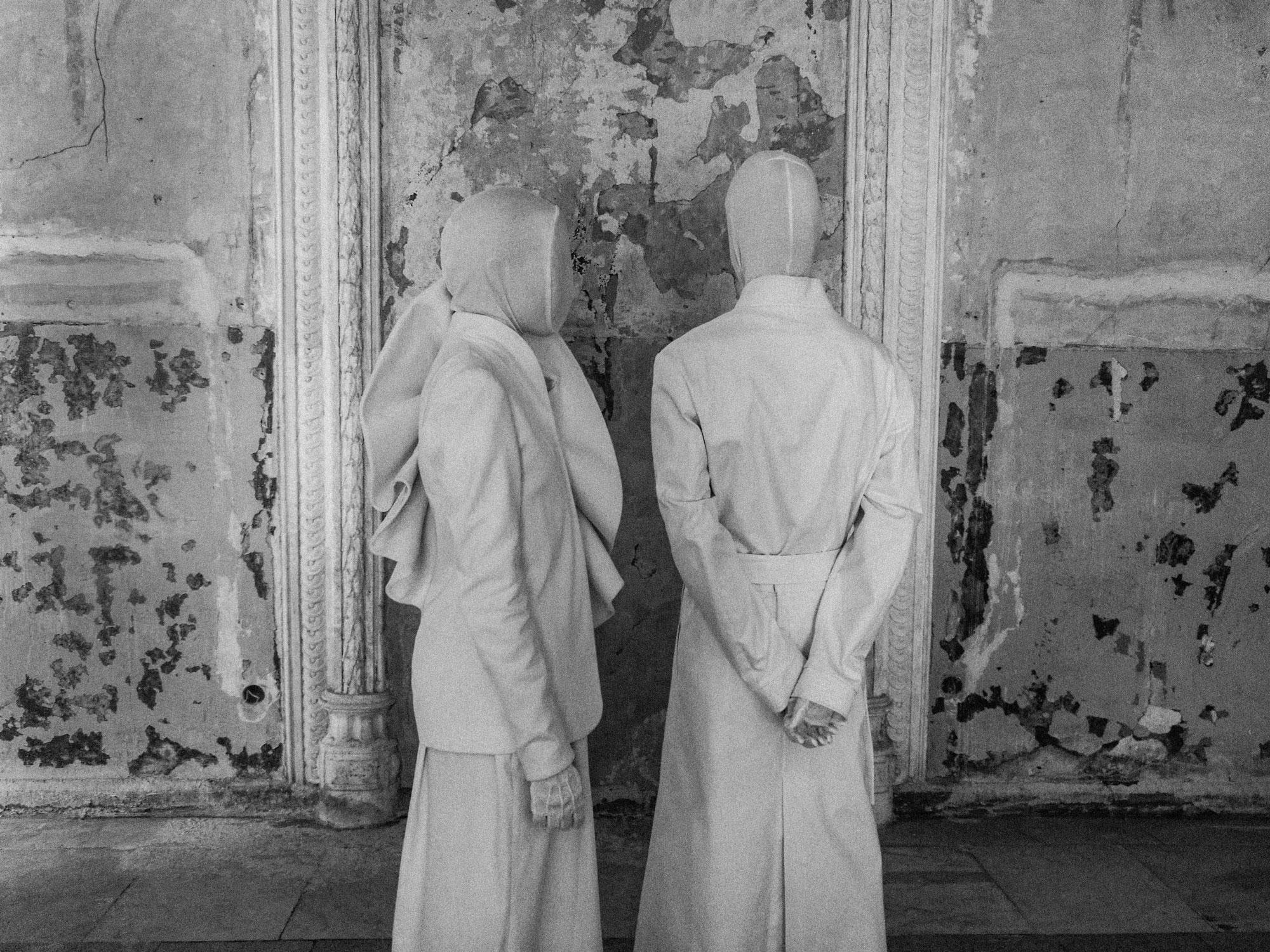 Мода, искусство и технологии: FINCH и Marianne Hollenstein представили уникальный перформанс (ВИДЕО) - фото №3