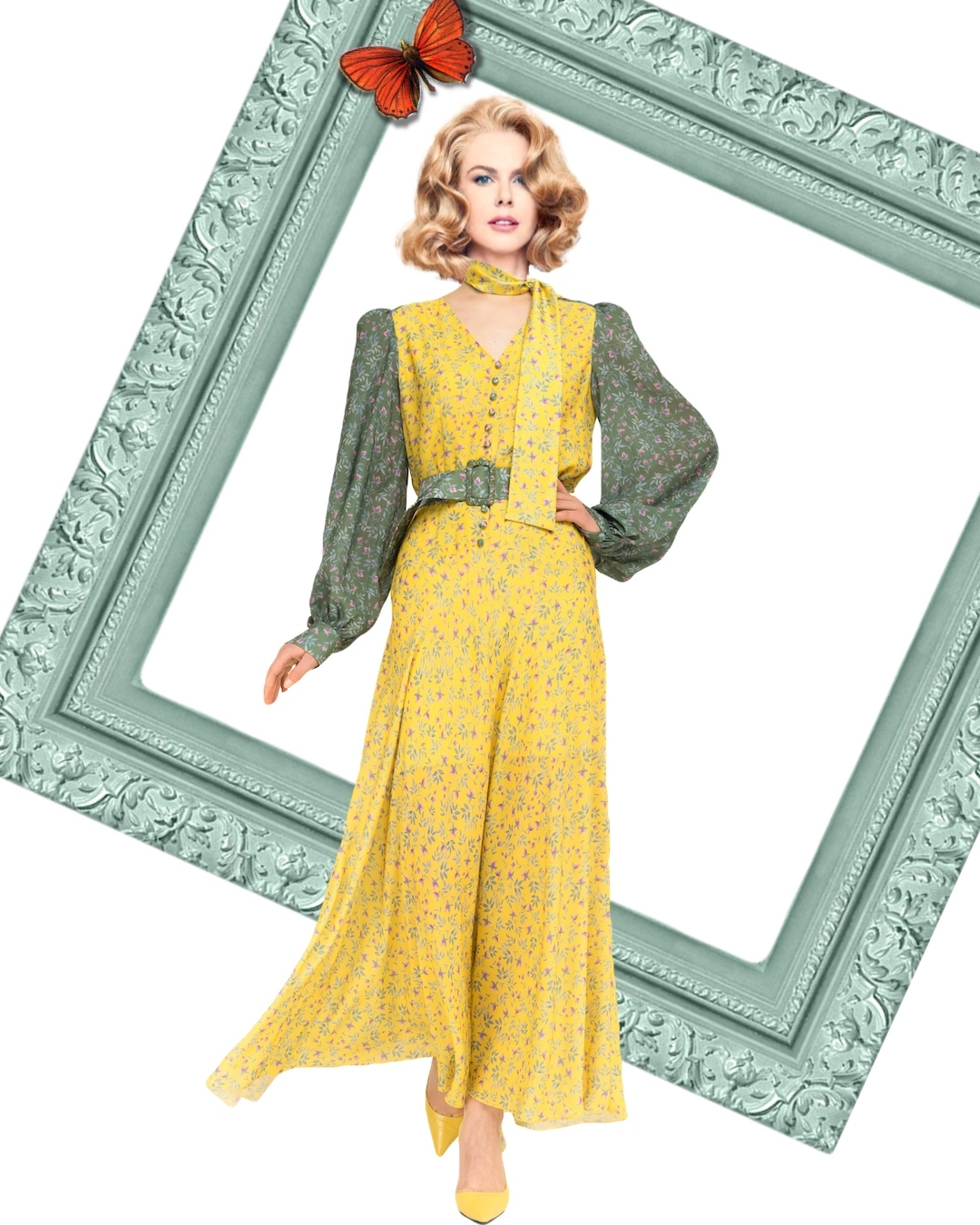 Звездный флешмоб: дизайнер Дарья Донец в шутку примерила свои наряды на мировых знаменитостях (ФОТО) - фото №3