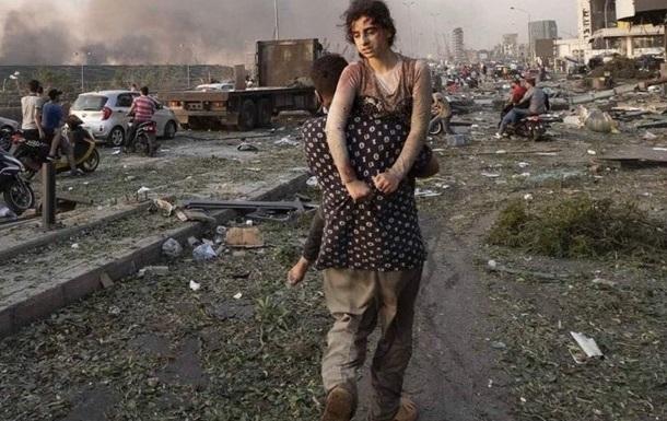 причина взрыва в бейруте