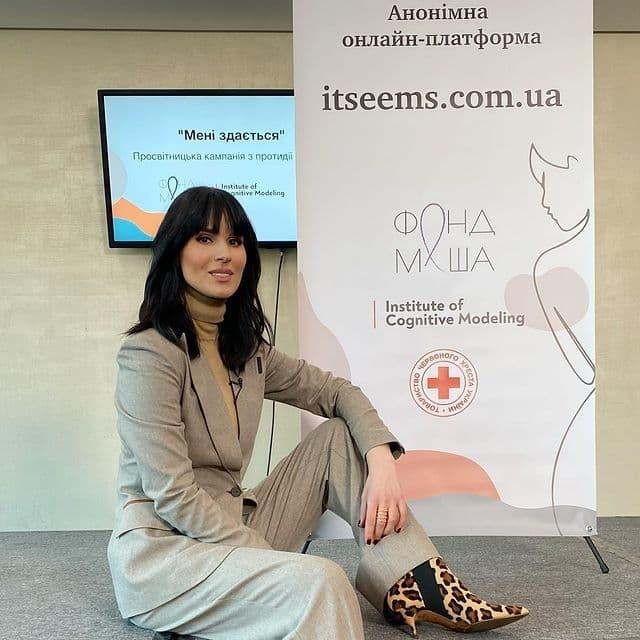Маша Ефросинина попала в ТОП-100 самых влиятельных людей Украины - фото №2