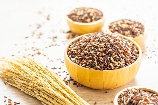польза бурого риса