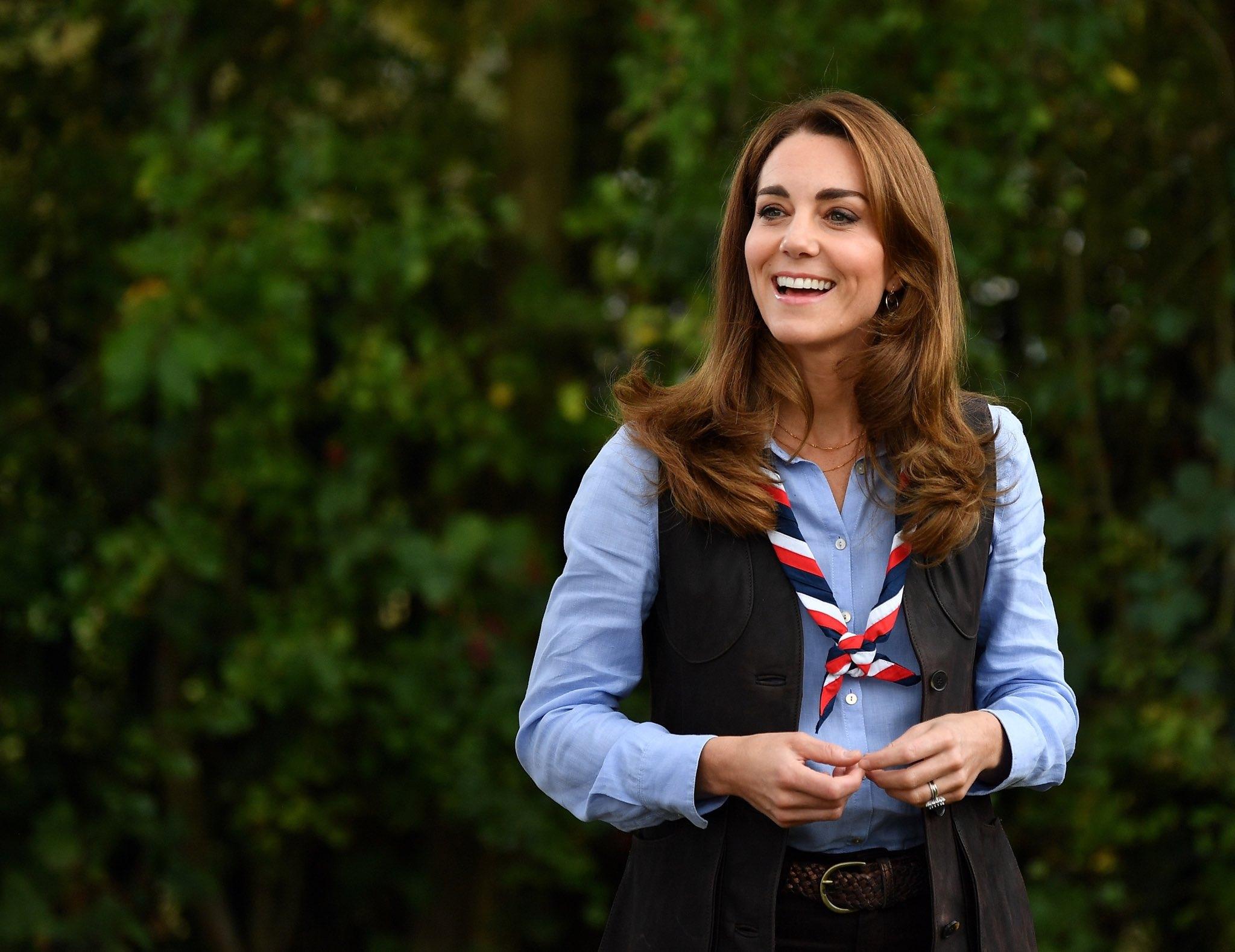 Кейт Миддлтон исполняется 39! Как королевская семья поздравила герцогиню с днем рождения - фото №1