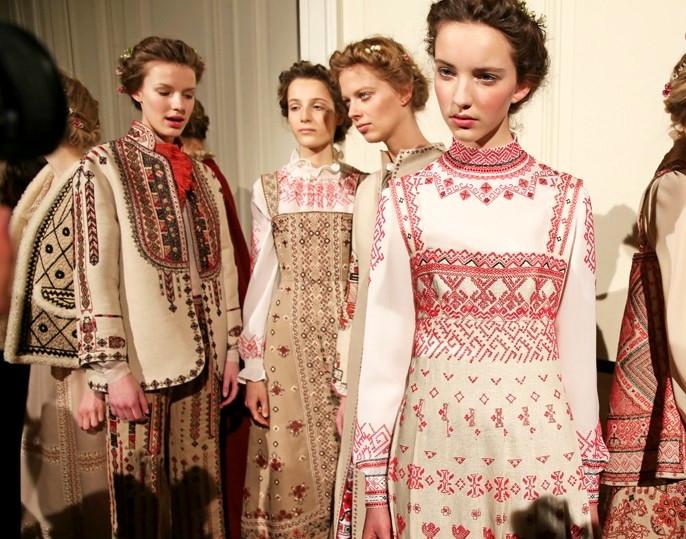 История украинской вышиванки: с времен скифов и до сегодня - фото №4
