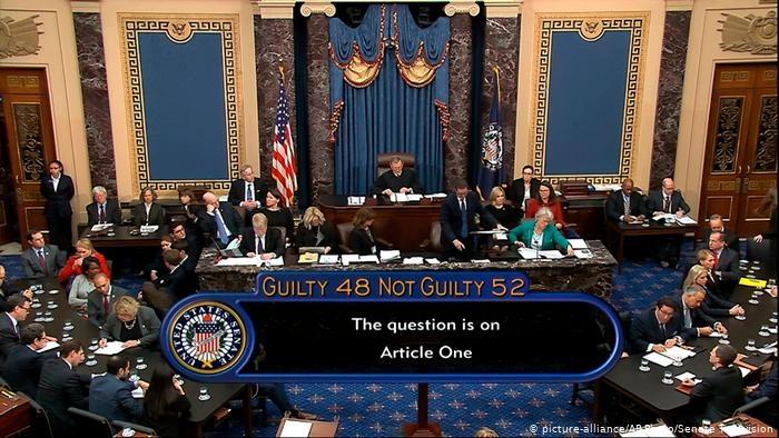 Сенат США не поддержал импичмент Дональда Трампа - фото №2