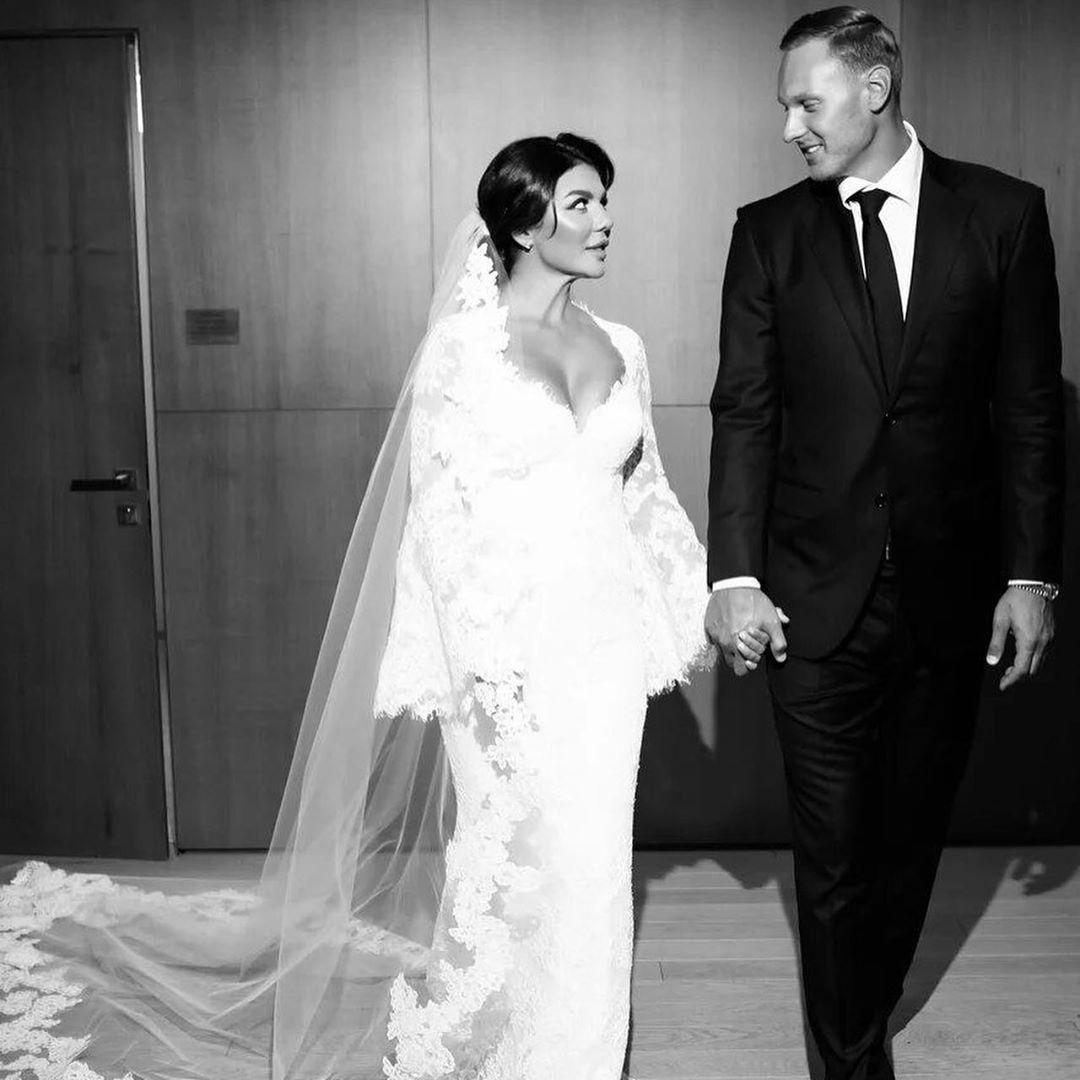 Анна Седокова и Янис Тимма свадьба 2020