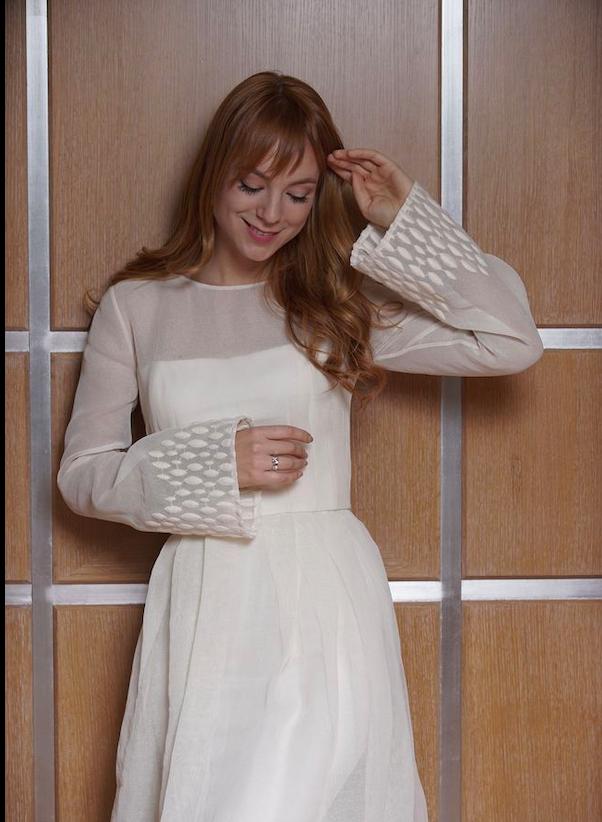 Самые яркие свадебные платья украинских звезд (ФОТО) - фото №17
