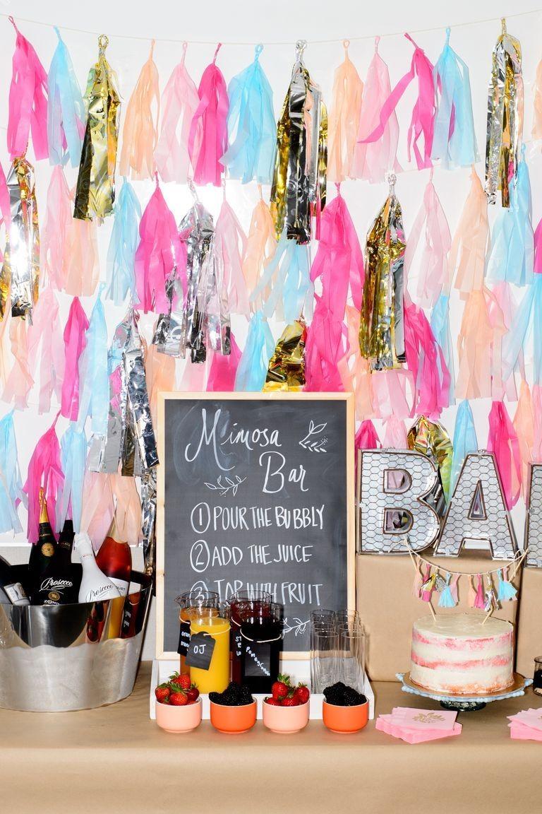 Организуйте домашний бар