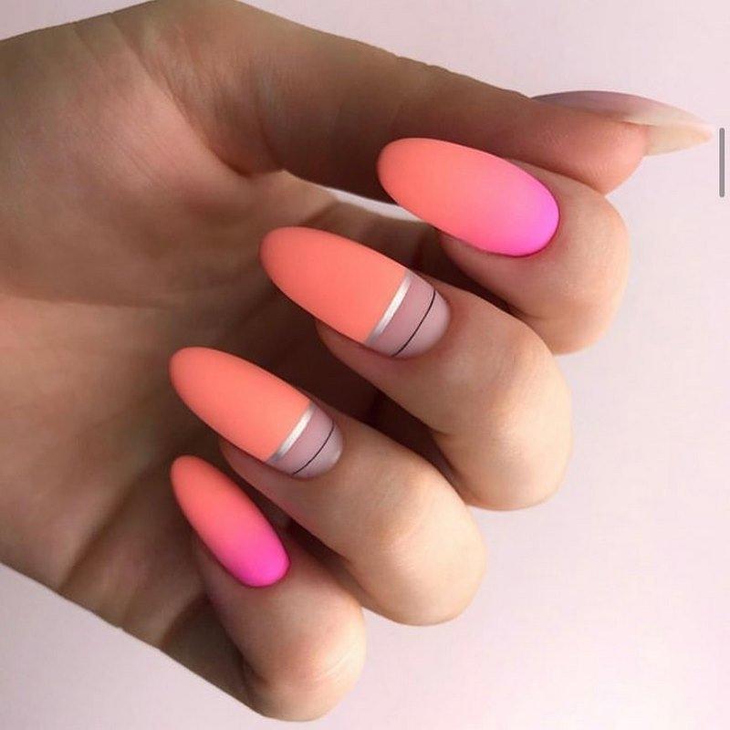 Стильный маникюр: ТОП-20 дизайнов ногтей на лето - фото №11