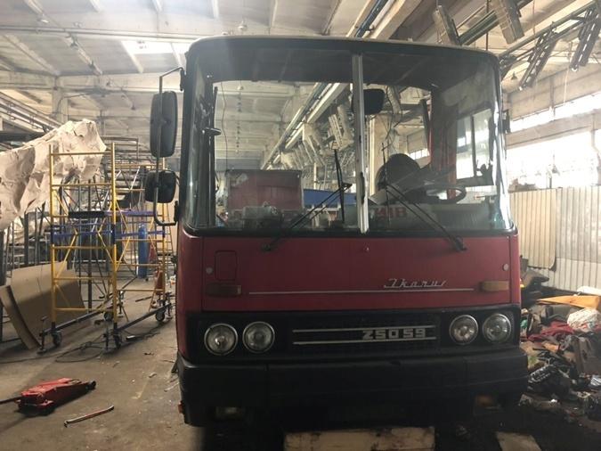 История одного автобуса: как создавали легендарный вагон для концерта MONATIK? (ВИДЕО) - фото №2