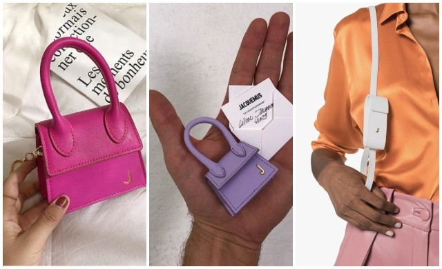 Фанатизм или изюминка бренда: Jacquemus выпустили украшения в виде своей знаковой микросумки - фото №1