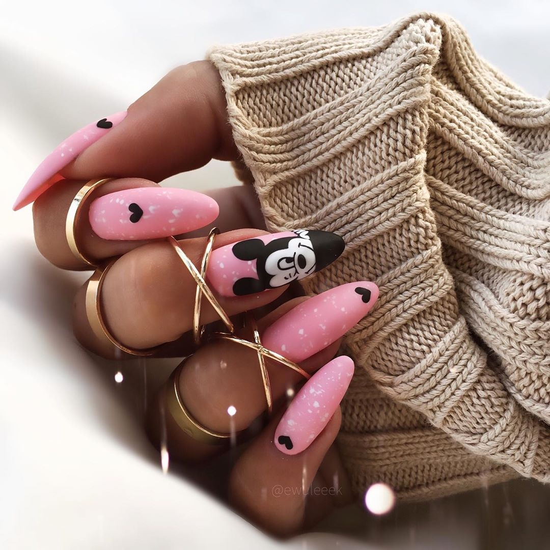 Стильный маникюр: ТОП-20 дизайнов ногтей на лето - фото №12