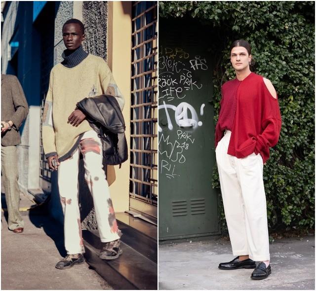 Что носят в Милане: обзор лучших стритстайл-образов с Недели мужской моды - фото №10