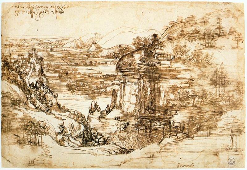Леонардо да Винчи - фото №1