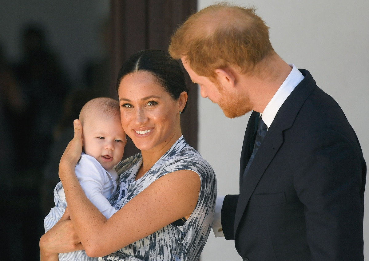 Меган Маркл и принц Гарри стали родителями во второй раз! - фото №2